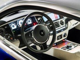 Ver foto 30 de Rolls Royce Wraith 2013