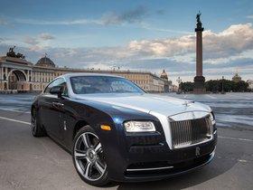 Ver foto 29 de Rolls Royce Wraith 2013