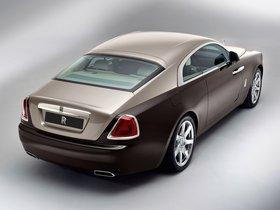 Ver foto 3 de Rolls Royce Wraith 2013