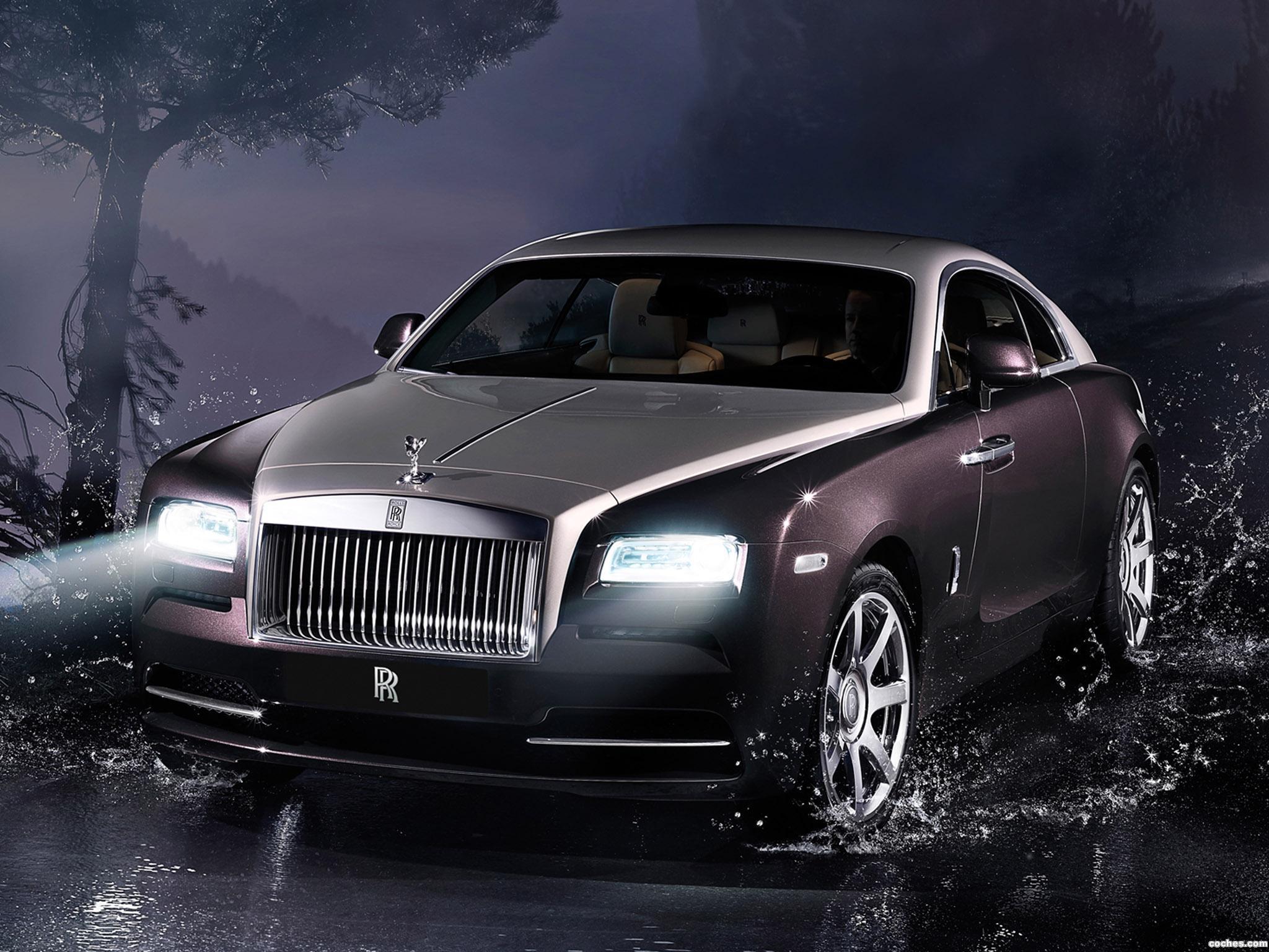 Foto 0 de Rolls Royce Wraith 2013
