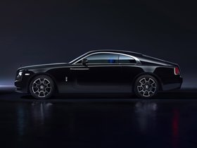 Ver foto 3 de Rolls Royce Wraith Black Badge 2016