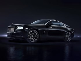 Ver foto 2 de Rolls Royce Wraith Black Badge 2016