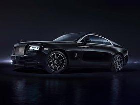 Ver foto 2 de Rolls Royce Wraith Black Badge 2016
