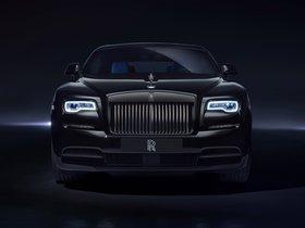 Ver foto 1 de Rolls Royce Wraith Black Badge 2016