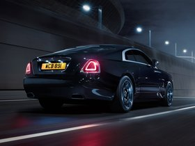 Ver foto 8 de Rolls Royce Wraith Black Badge 2016