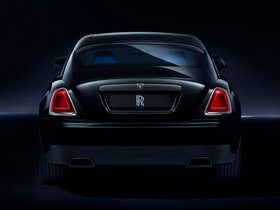 Ver foto 7 de Rolls Royce Wraith Black Badge 2016