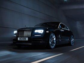Ver foto 6 de Rolls Royce Wraith Black Badge 2016