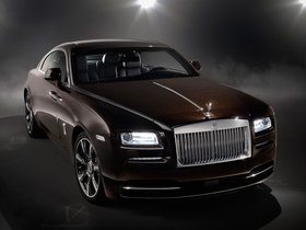 Ver foto 1 de Rolls Royce Wraith Inspired by Music 2015