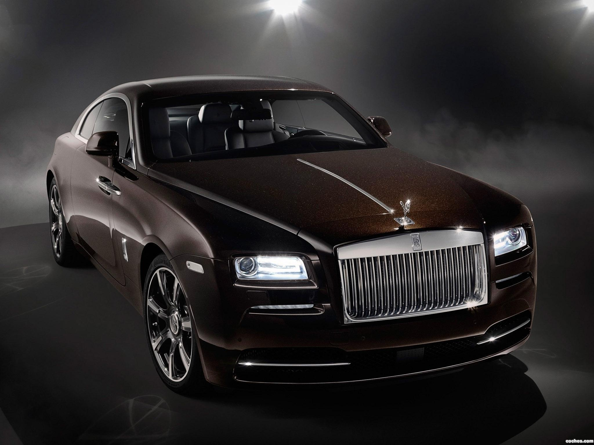 Foto 0 de Rolls Royce Wraith Inspired by Music 2015