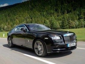 Ver foto 2 de Rolls Royce Wraith UK 2013