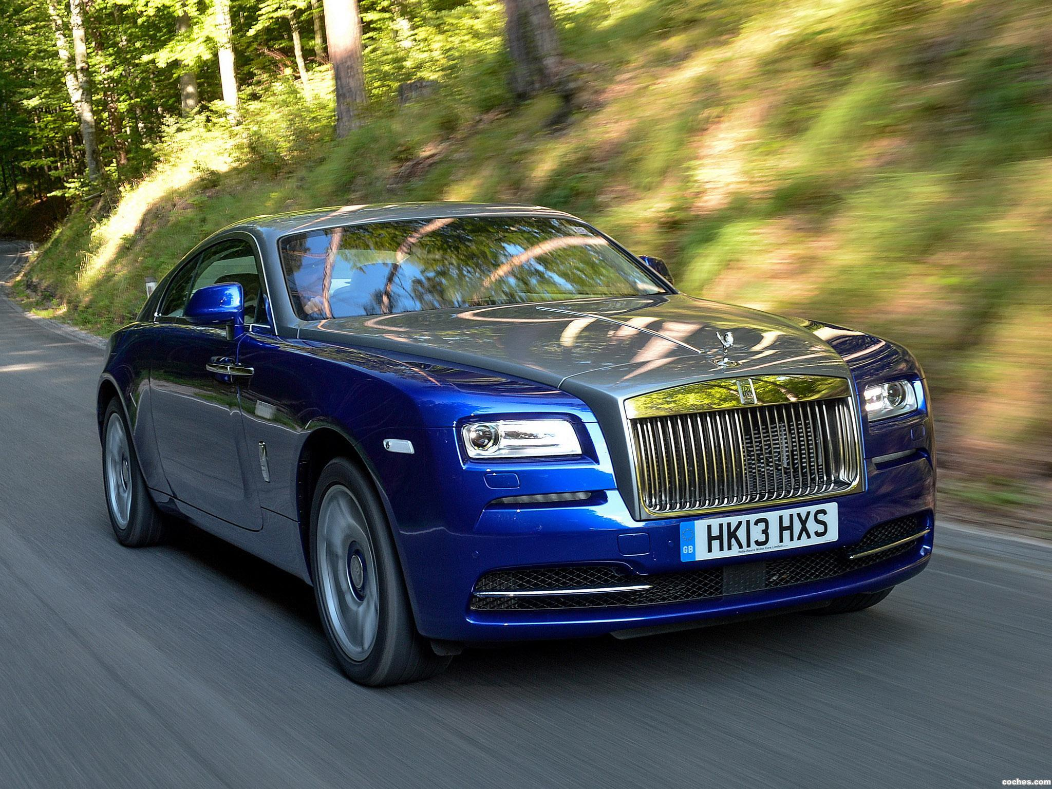 Foto 0 de Rolls Royce Wraith UK 2013
