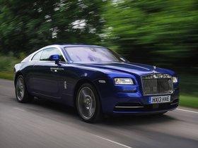 Ver foto 10 de Rolls Royce Wraith UK 2013