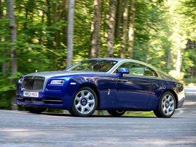 Ver foto 6 de Rolls Royce Wraith UK 2013