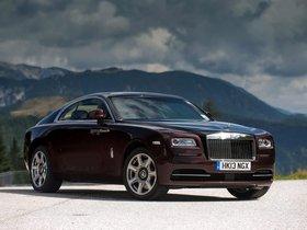 Ver foto 5 de Rolls Royce Wraith UK 2013