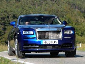 Ver foto 4 de Rolls Royce Wraith UK 2013