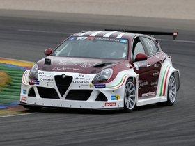 Fotos de Romeo Ferraris Alfa Romeo Giulietta TCR 2016