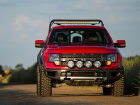 Ver foto 24 de Ford Roush F-150 SVT Raptor by Greg Biffle  2012