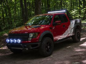 Ver foto 23 de Ford Roush F-150 SVT Raptor by Greg Biffle  2012