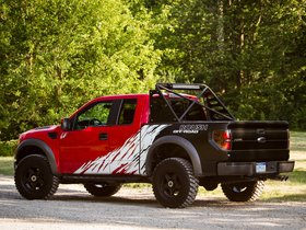 Ver foto 20 de Ford Roush F-150 SVT Raptor by Greg Biffle  2012