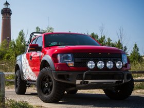Ver foto 9 de Ford Roush F-150 SVT Raptor by Greg Biffle  2012