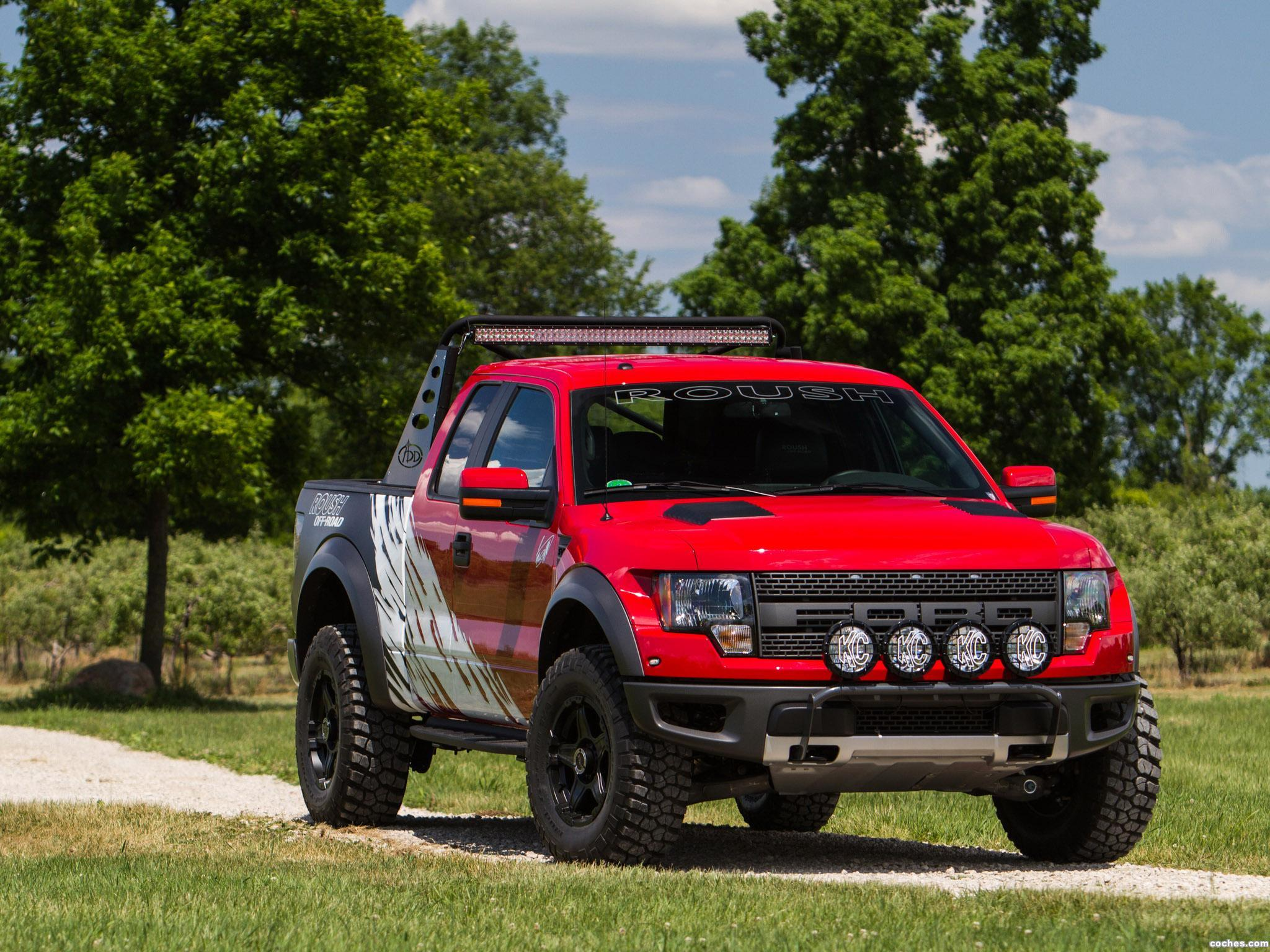 Foto 27 de Ford Roush F-150 SVT Raptor by Greg Biffle  2012
