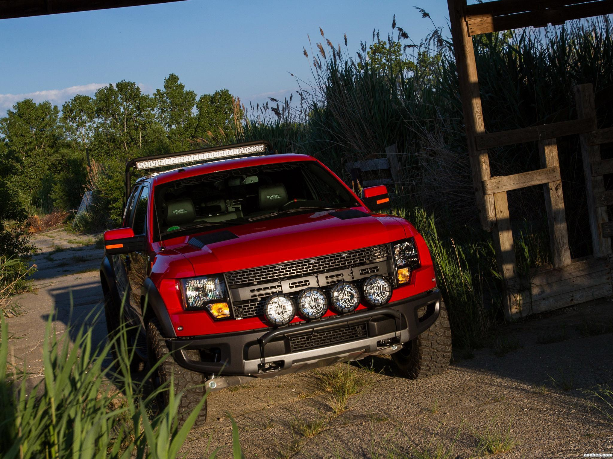 Foto 26 de Ford Roush F-150 SVT Raptor by Greg Biffle  2012