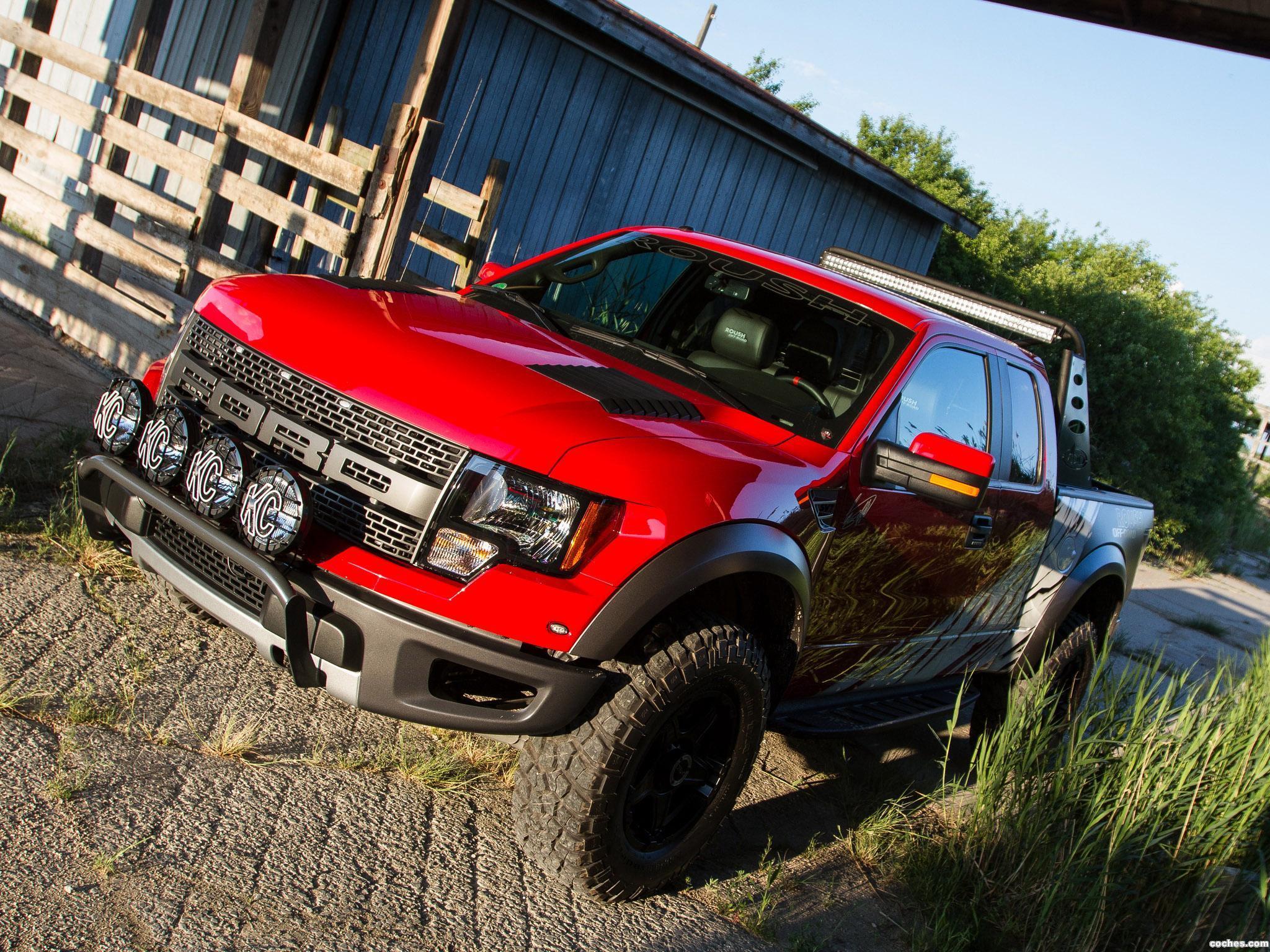 Foto 21 de Ford Roush F-150 SVT Raptor by Greg Biffle  2012