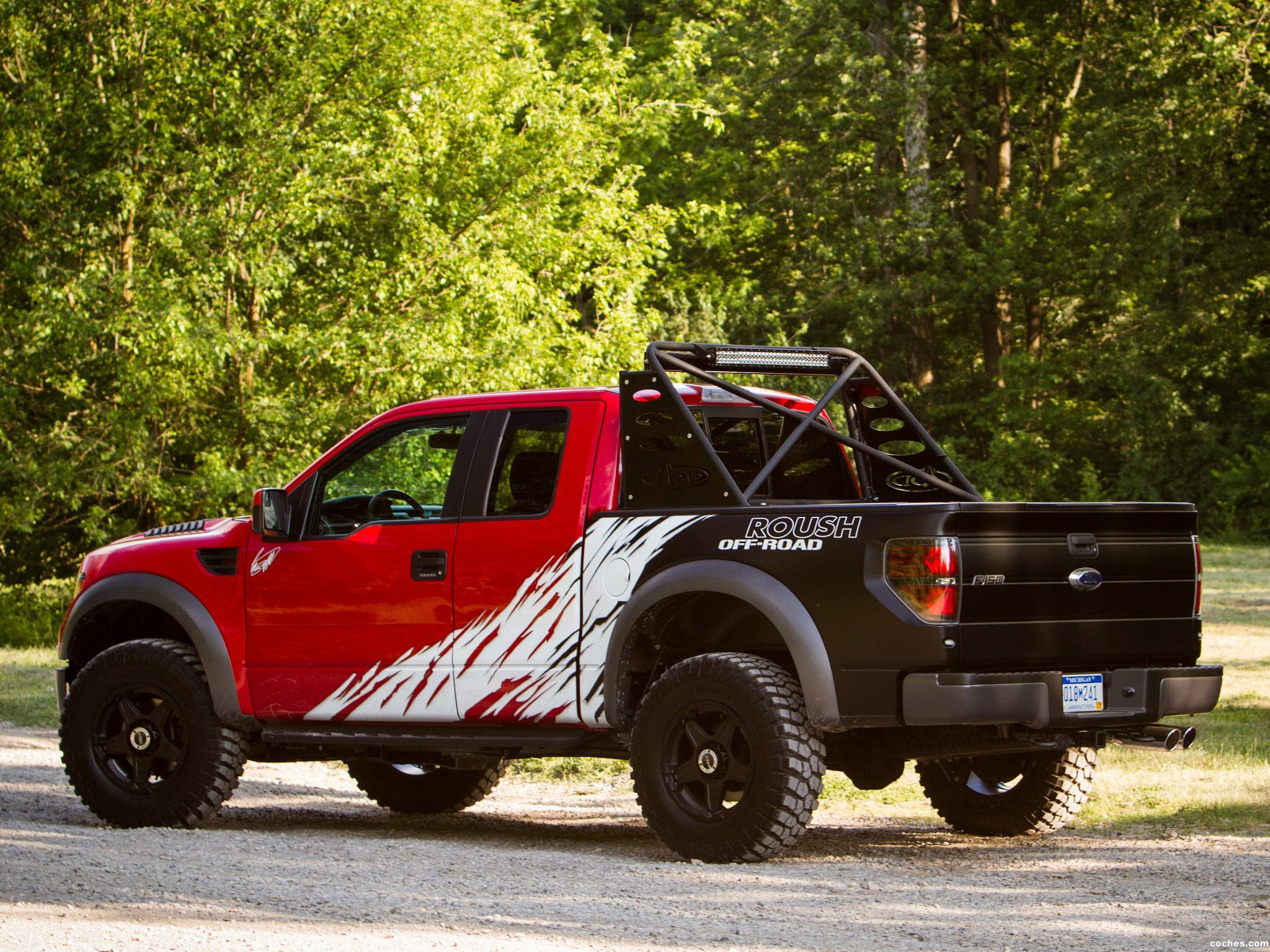 Foto 19 de Ford Roush F-150 SVT Raptor by Greg Biffle  2012