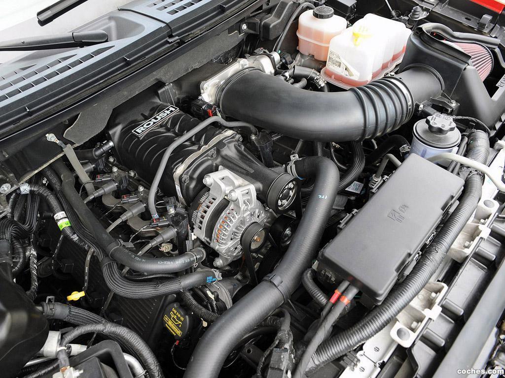Foto 4 de Ford Roush F-150 SVT Raptor by Greg Biffle  2012
