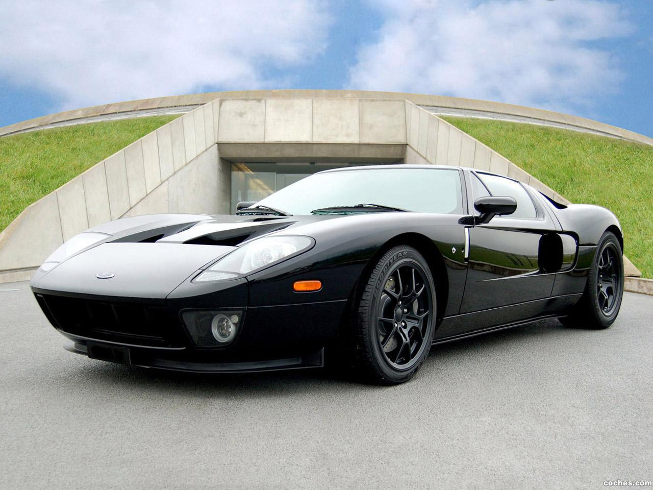Foto 0 de Roush Ford GT 600RE 2007
