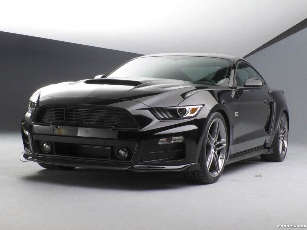 Foto 0 de Roush Ford Mustang RS2 2015