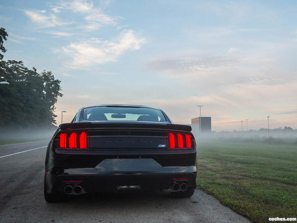 Foto 12 de Roush Ford Mustang RS2 2015