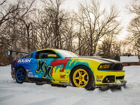 Ver foto 2 de Ford Mustang RS3 Pirelli World Challenge Race Car  2014
