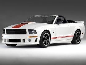 Fotos de Ford Roush Mustang Speedster 2008