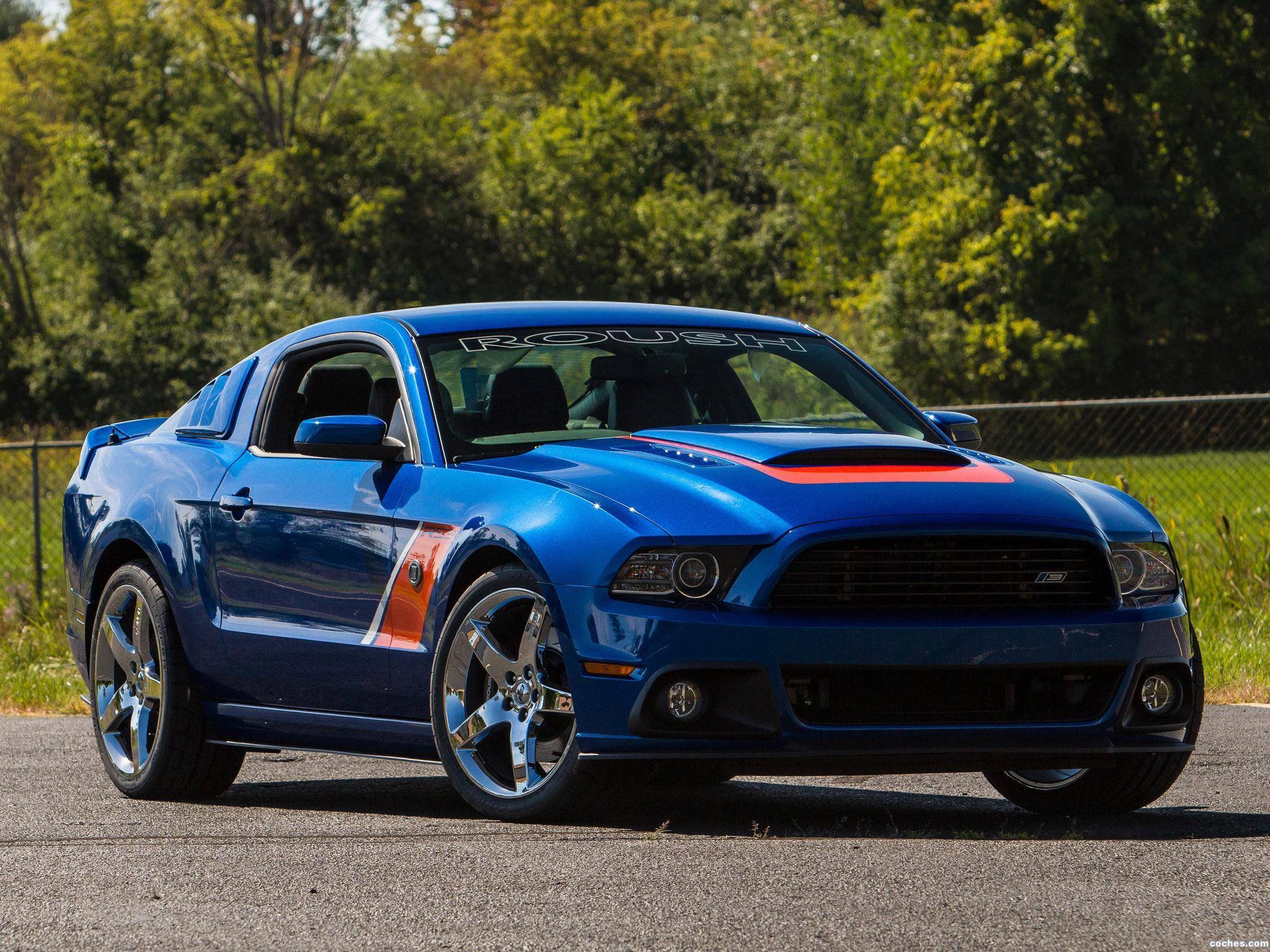 Foto 0 de Roush Ford Mustang Stage 3 2013