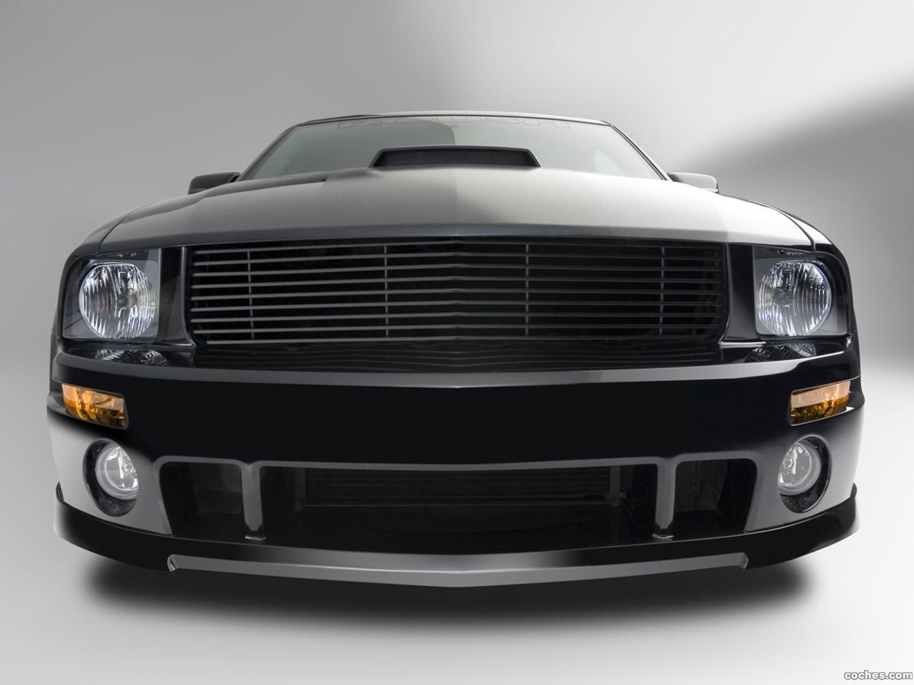 Foto 0 de Roush Ford Mustang Stage 3 Blackjack 2008