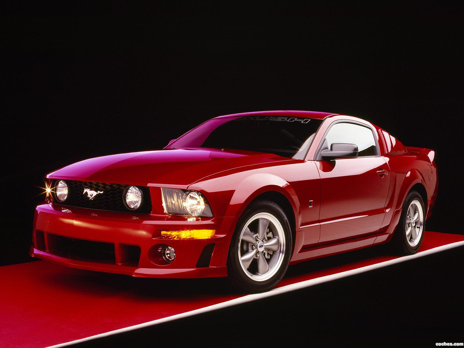 Foto 4 de Roush Ford Mustang Stage 3 2014