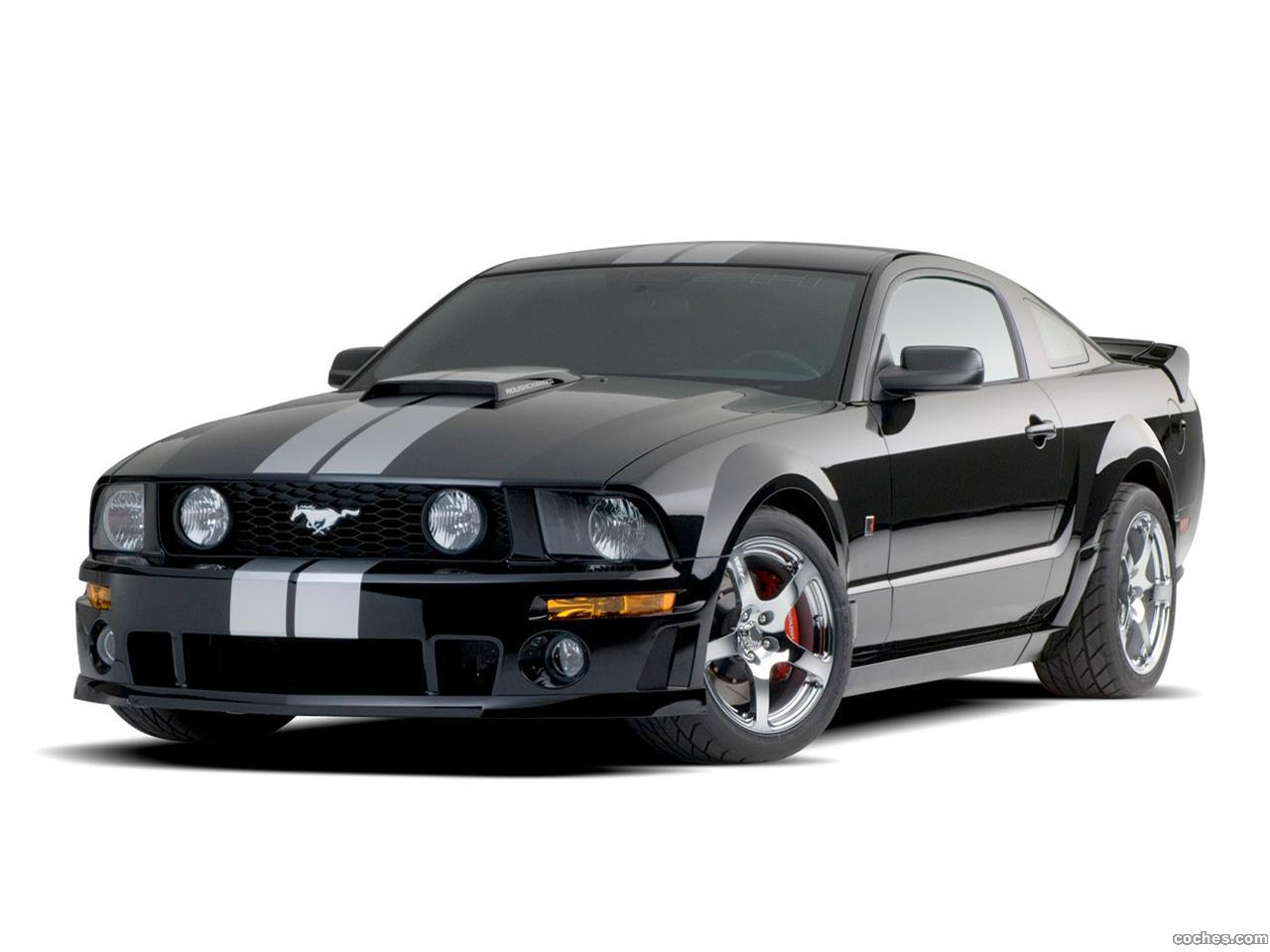Foto 2 de Roush Ford Mustang Stage 3 2014