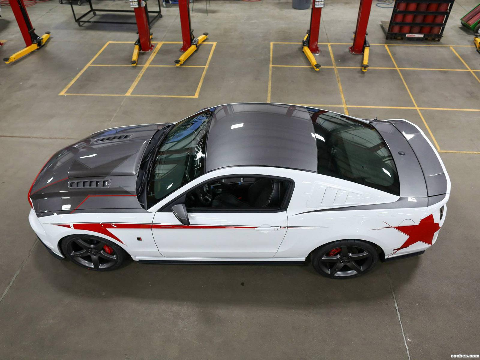 Foto 22 de Roush Ford Mustang Stage 3 2014