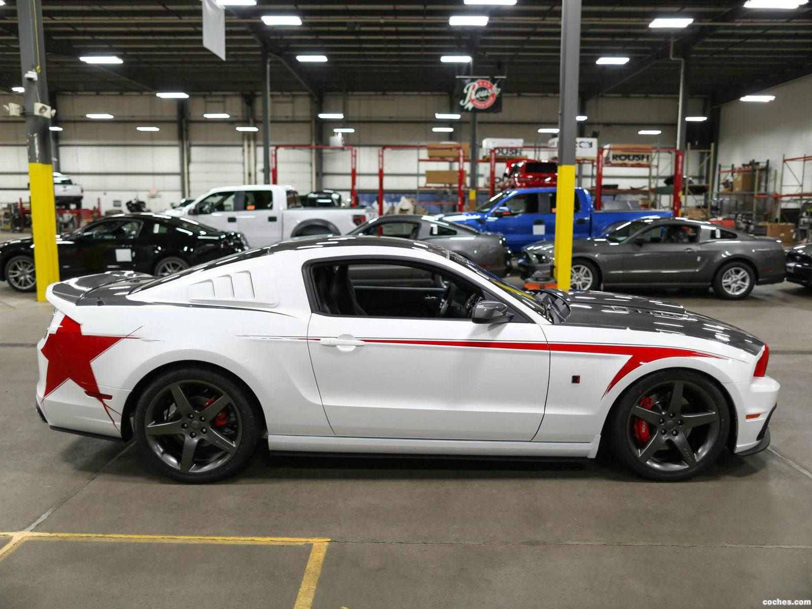 Foto 14 de Roush Ford Mustang Stage 3 2014