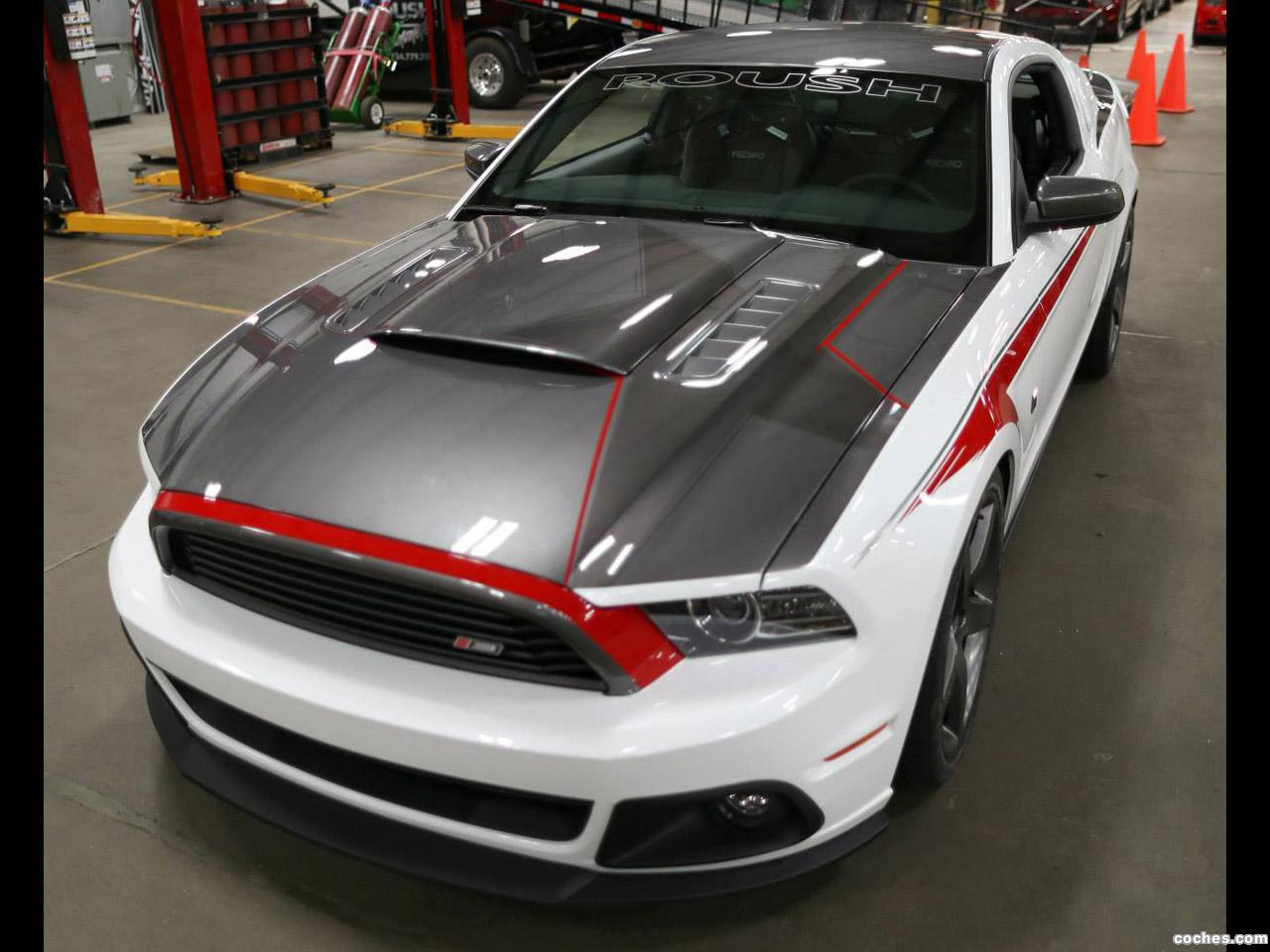 Foto 13 de Roush Ford Mustang Stage 3 2014