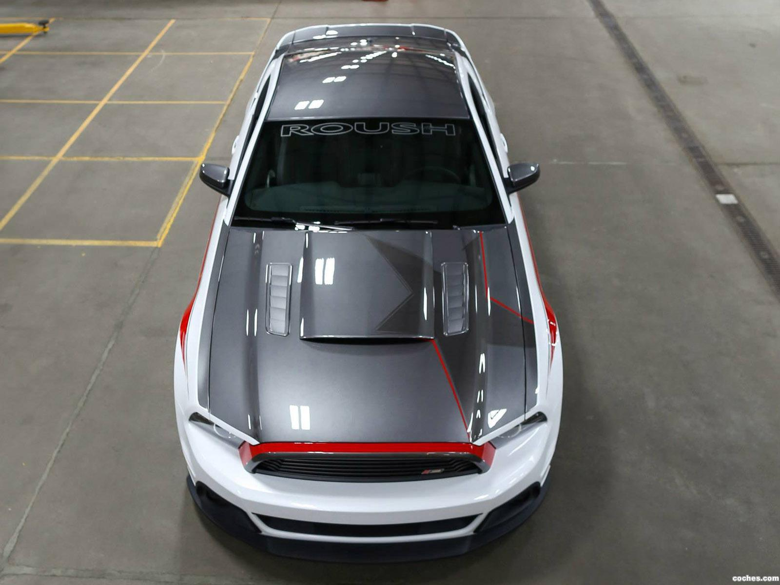 Foto 12 de Roush Ford Mustang Stage 3 2014