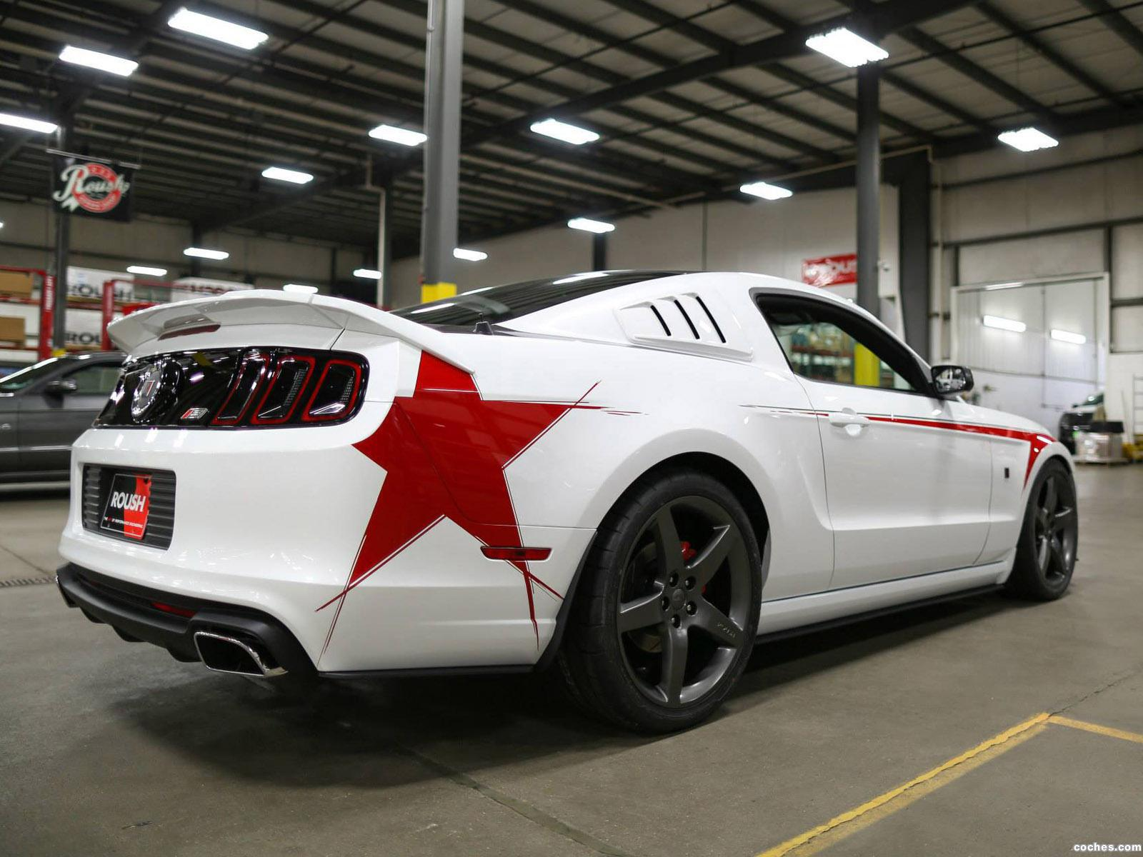 Foto 10 de Roush Ford Mustang Stage 3 2014