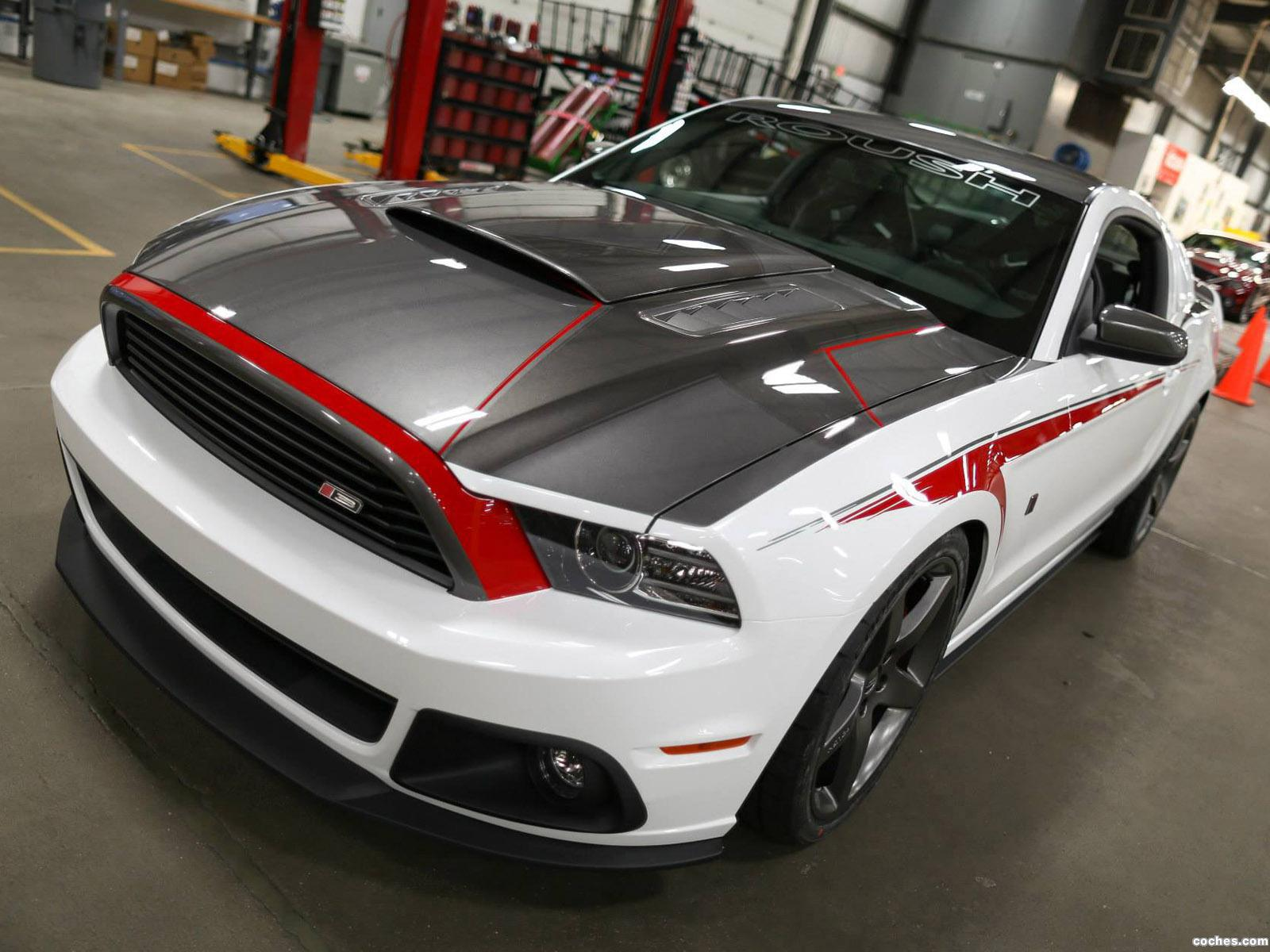 Foto 7 de Roush Ford Mustang Stage 3 2014
