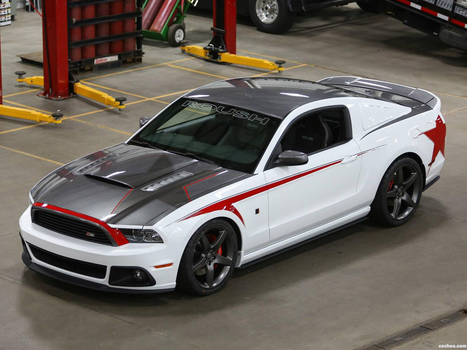Foto 27 de Roush Ford Mustang Stage 3 2014