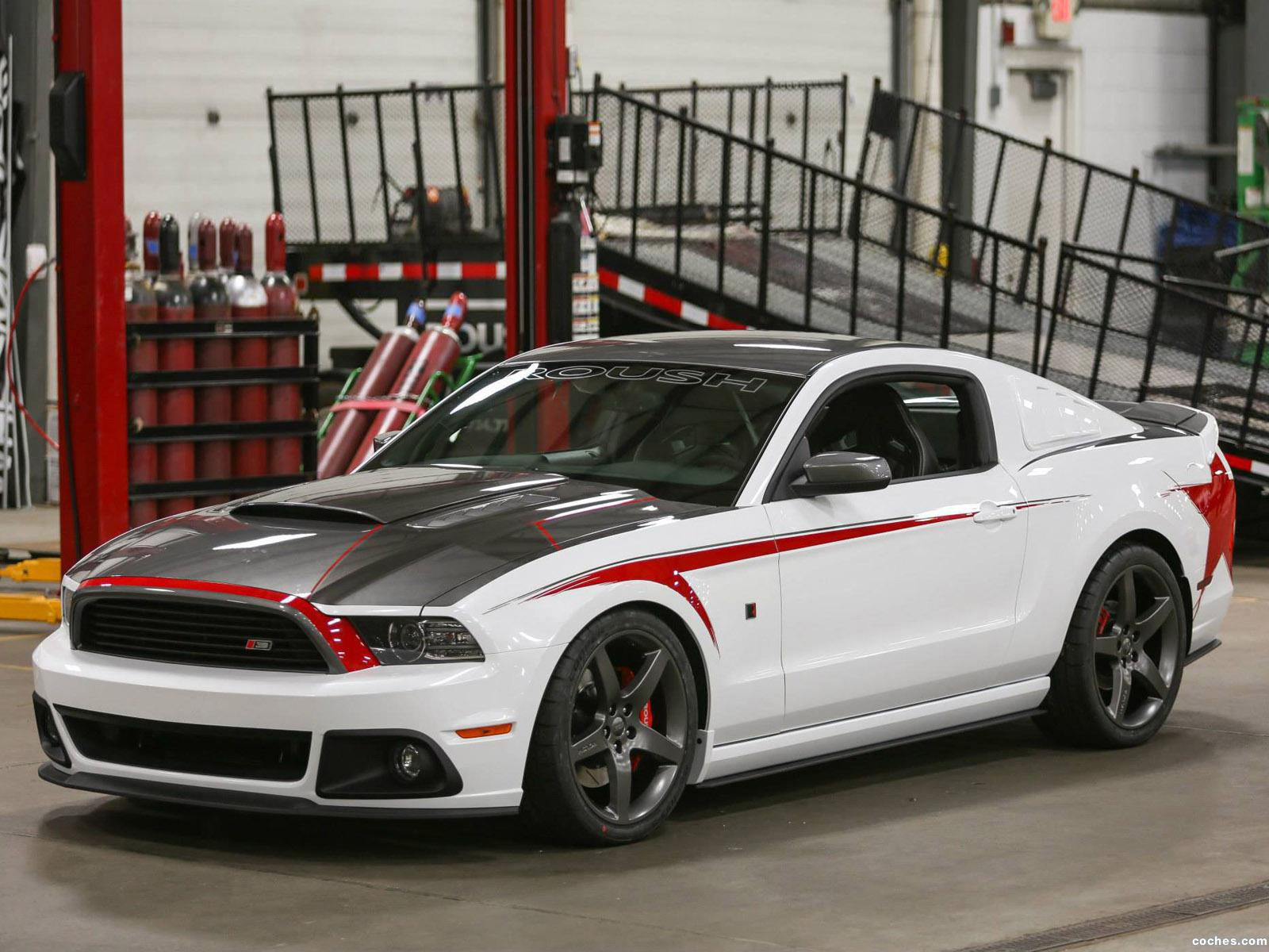 Foto 25 de Roush Ford Mustang Stage 3 2014