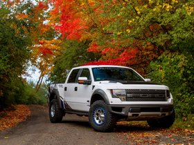 Ver foto 7 de Ford F-150 Raptor Phase 2 by Roush 2012