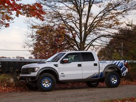 Ver foto 3 de Ford F-150 Raptor Phase 2 by Roush 2012