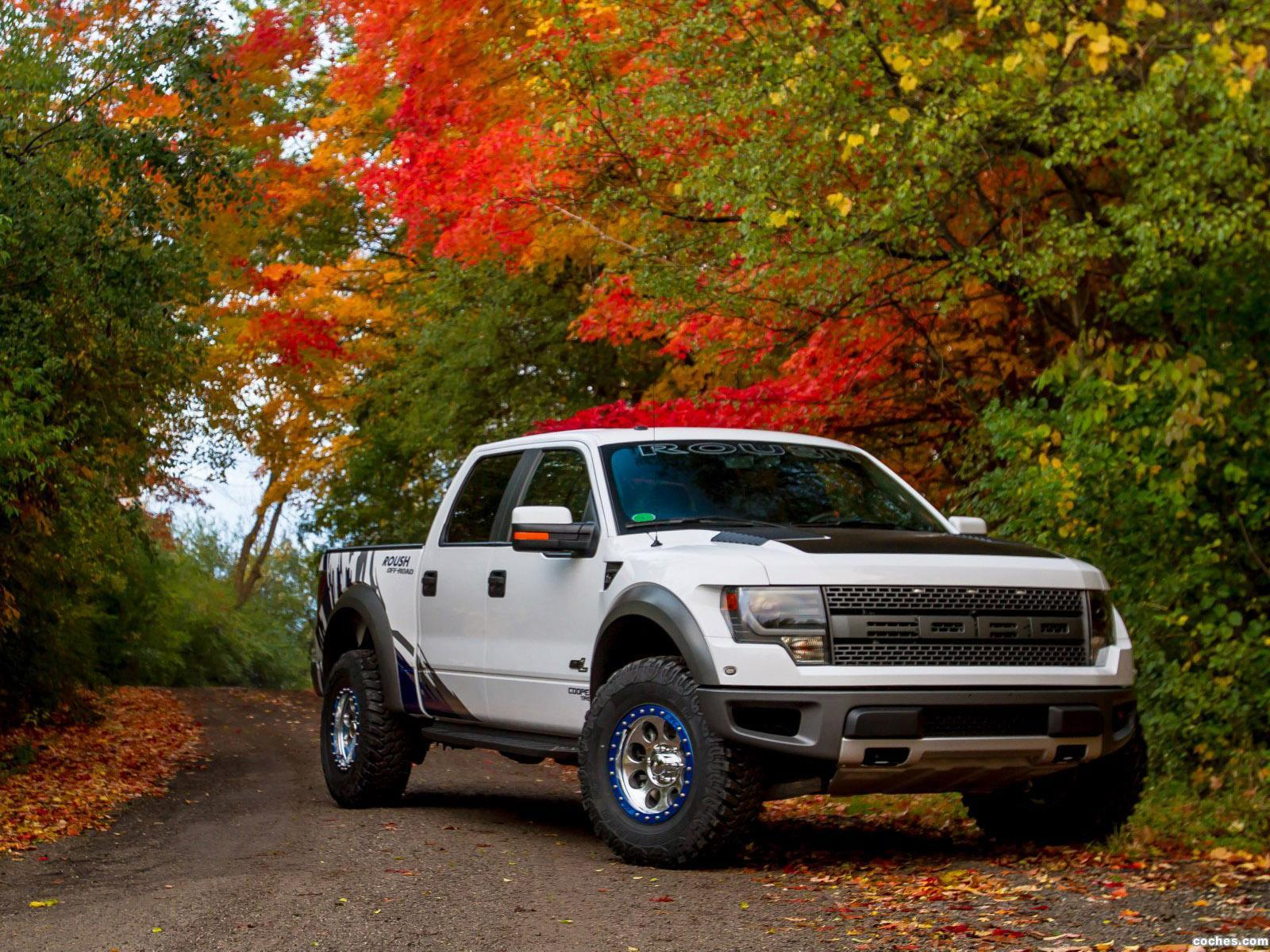 Foto 6 de Ford F-150 Raptor Phase 2 by Roush 2012