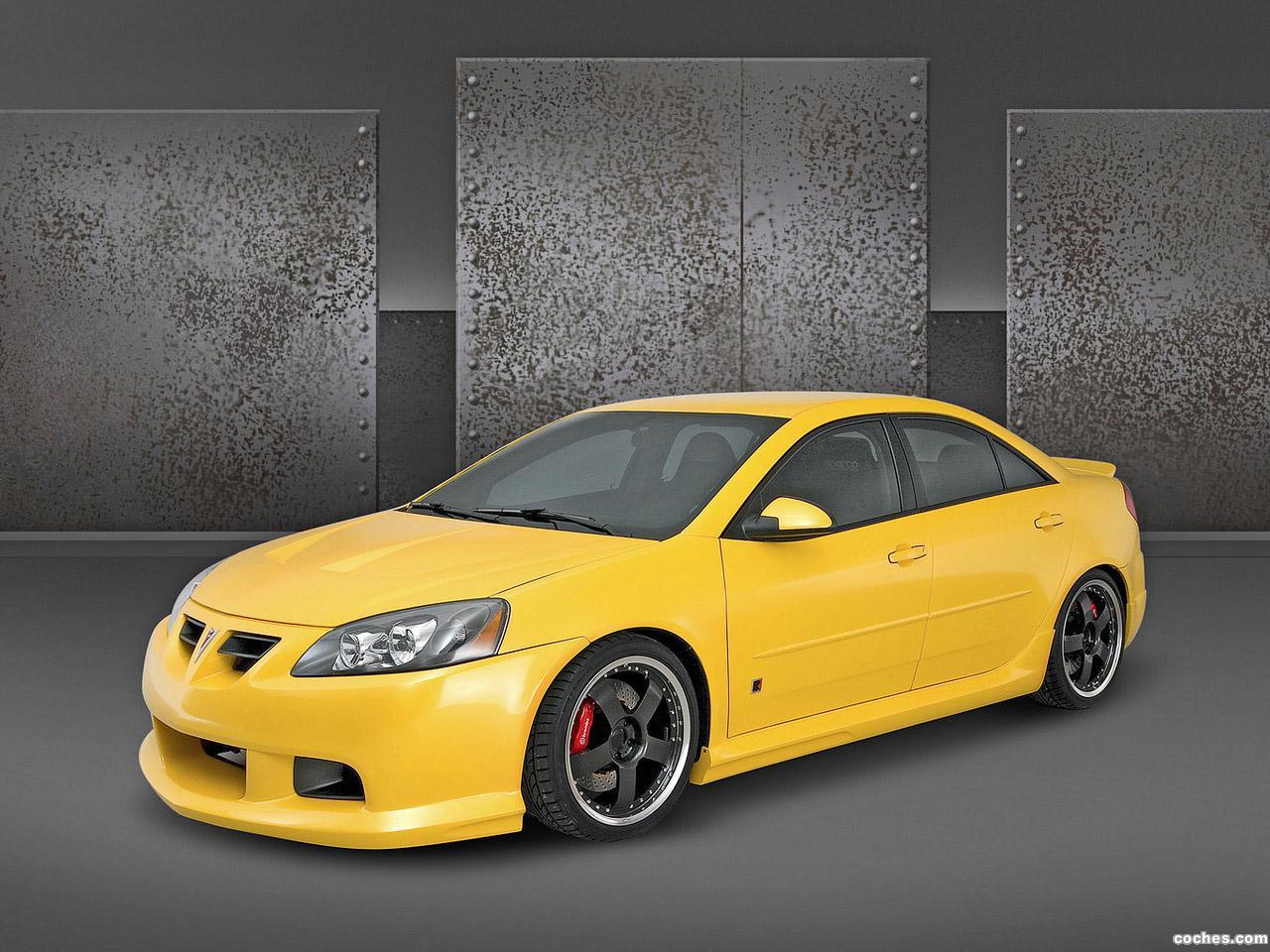 Foto 0 de Roush Pontiac G6 Signature Edition Concept 2005